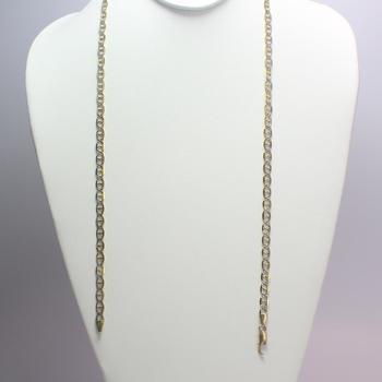 10kt Gold 12.43g Necklace