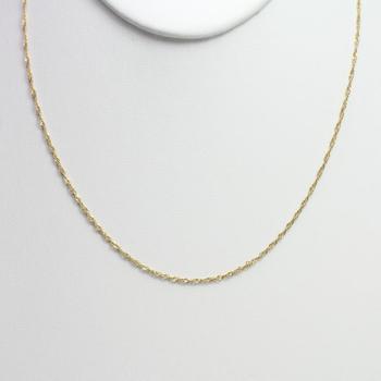 10kt Gold 1.49g Necklace
