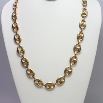 10kt Gold 27.95g Necklace