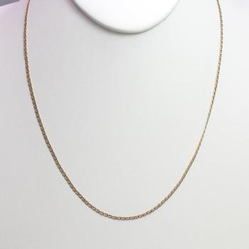 10kt Gold 2.79g Necklace