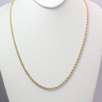 10kt Gold 4.3g Necklace
