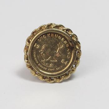 10kt Gold 5.25g Ring