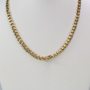 10kt Gold 53.14g Necklace