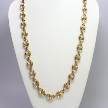 10kt Gold 60g Necklace