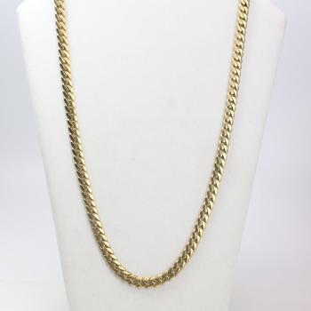 10kt Gold 95.03g Necklace
