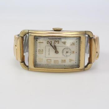 10kt Gold Filled Waltham Watch