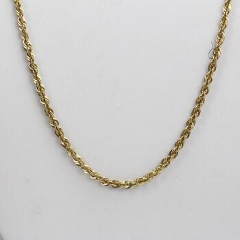 10kt Gold Necklace