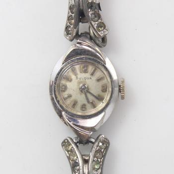 10kt RGP Bulova Watch