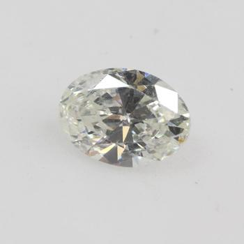 1.24ct Oval Shaped Diamond - Evaluated By Independent Specialist