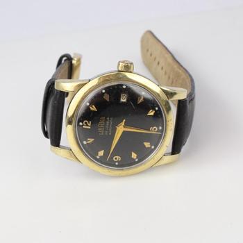 12k Gold Libana Watch