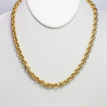 12k GP 53.15g Necklace