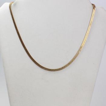 13k Gold 18.16g Necklace