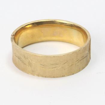 13k Gold 29.58g Bracelet
