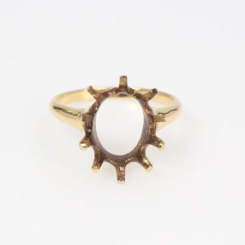 13k Gold 3.14g Ring