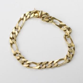 13k Gold 33.19g Bracelet