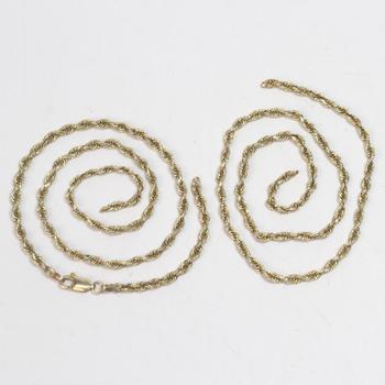 13k Gold 3.95g Necklace