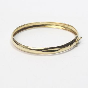 13k Gold 5.04g Bracelet