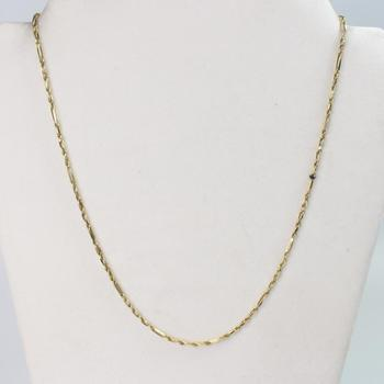 13k Gold 8.25g Necklace