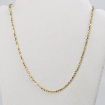 13k Gold 9.23g Necklace