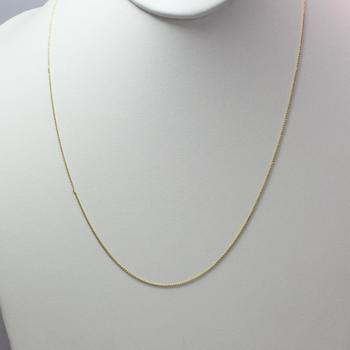13kt Gold 1.24g Necklace