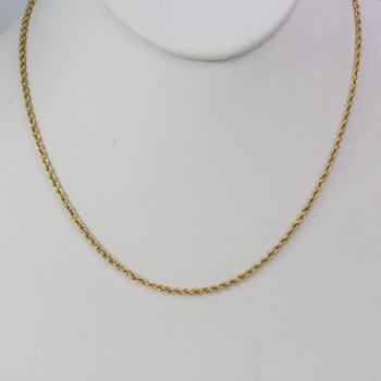 13kt Gold 6.32g Necklace