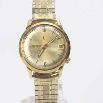 14k GF Bulova Watch