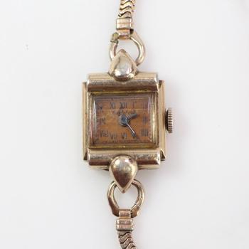 14k GF Cortebert Watch