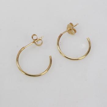 14k Gold 0.36g Earrings