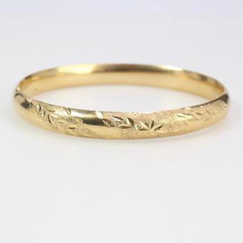 14k Gold 10.26g Bracelet