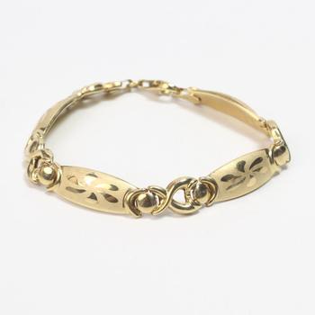 14k Gold 10.35g Bracelet