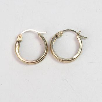 14k Gold 1.09g Earrings