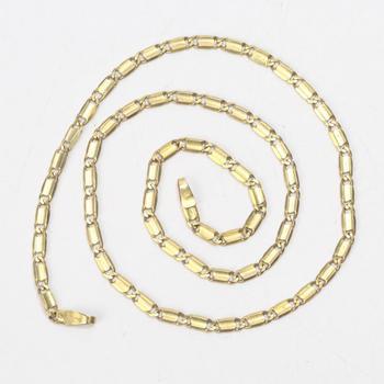 14k Gold 11.15g Necklace