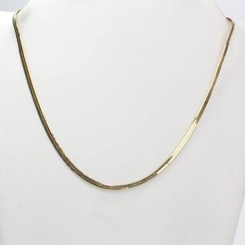 14k Gold 11.33g Necklace