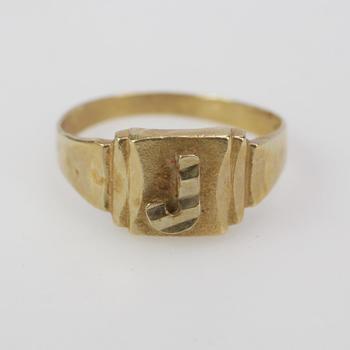 14k Gold 1.25g Ring