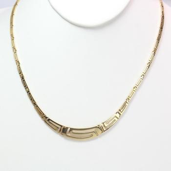 14k Gold 15.23g Necklace