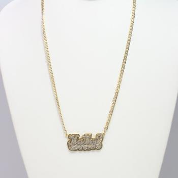14k Gold 15.35g Necklace