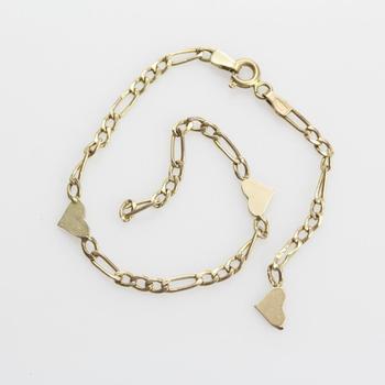 14k Gold 1.73g Bracelet