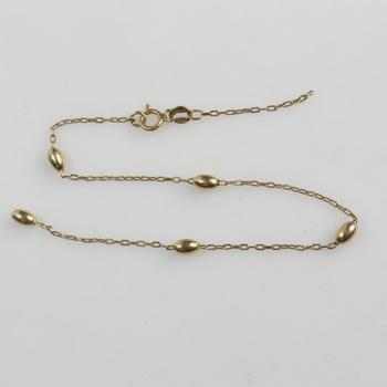 14k Gold 1.80g Bracelet