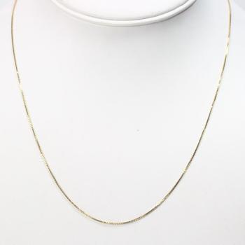 14k Gold 2.11g Necklace