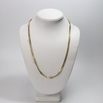 14k Gold 22.16g Necklace