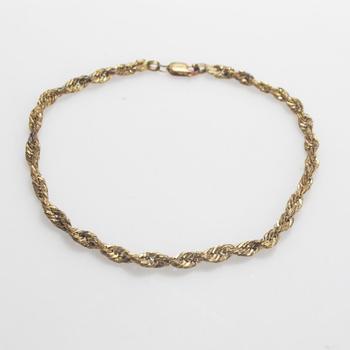 14k Gold 2.27g Bracelet