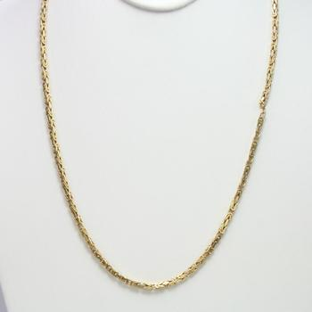14k Gold 26.54g Necklace