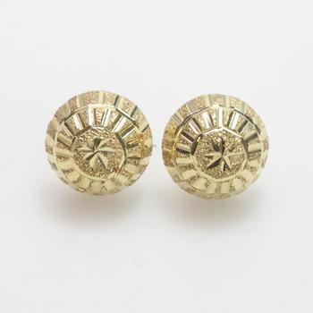 14k Gold 2.94g Earrings