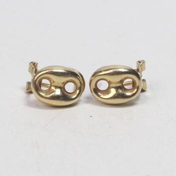 14k Gold 3.20g Earrings