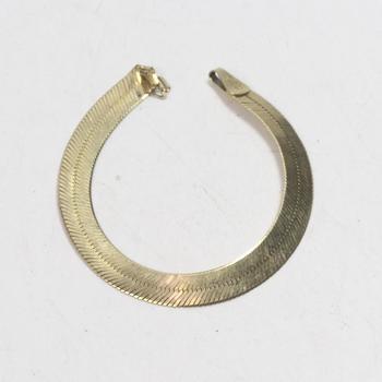 14k Gold 3.21g Necklace Scrap