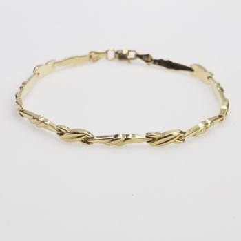 14k Gold 3.31g Bracelet
