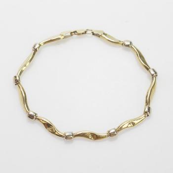 14k Gold 3.74g Bracelet