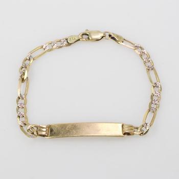 14k Gold 3.98g Bracelet