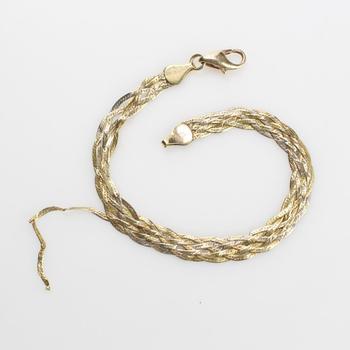 14k Gold 5.19g Bracelet