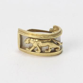 14k Gold 6.78g Earring